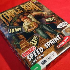 Temple Run Speed Spring Card Game