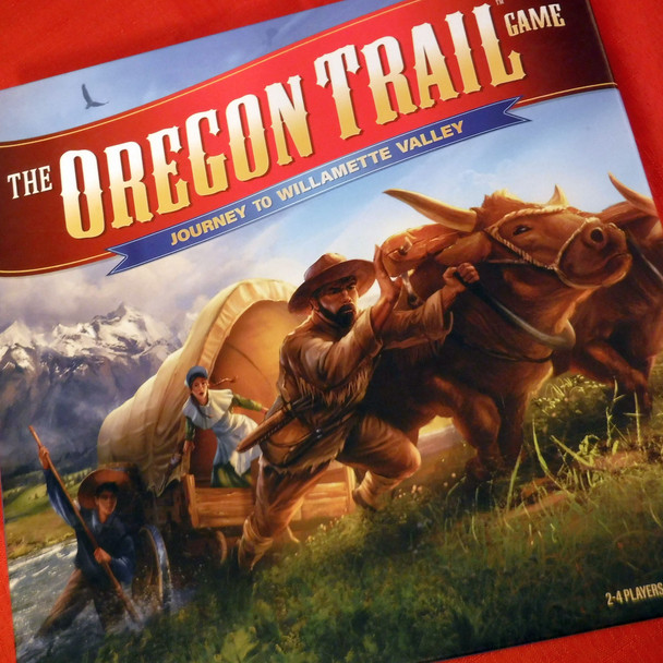 The Oregon Trail - Journey to Willamette Valley