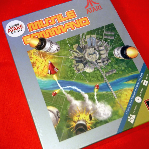 IDW: Missile Command