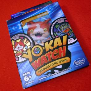 Yo-Kai Watch Trading Card Game - Jibanyan & Walkappa Starter Deck