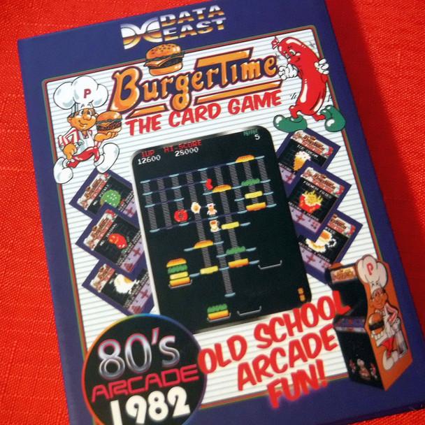 Burgertime: The Card Game