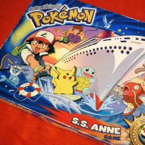 Pokemon 3D S.S. Anne Game
