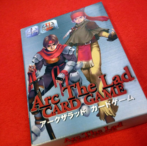 Arc The Lad Card Game
