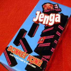Jenga: Donkey Kong