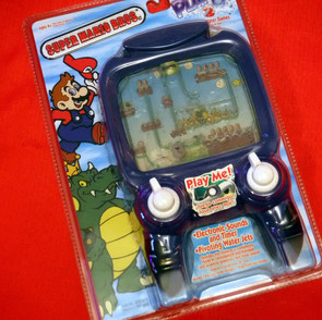 Super Mario - Play-2-O Water Game