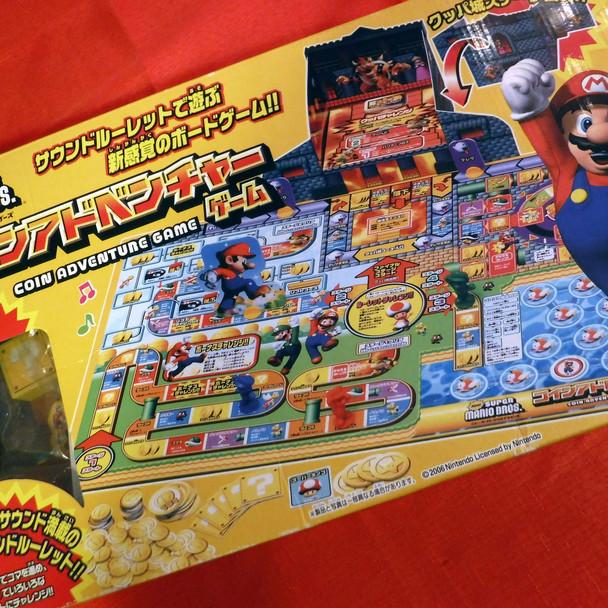 Super Mario - Coin Adventure 01