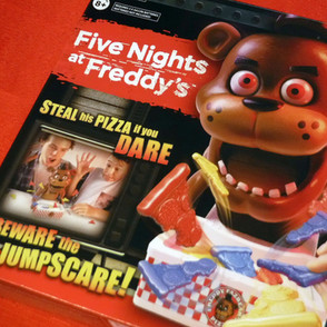 Five Nights at Freddy's Pizza Game