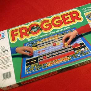 Milton Bradley - Frogger