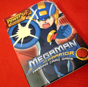 Megaman NT Warrior TCG - Power Up! (Megaman) Starter Deck