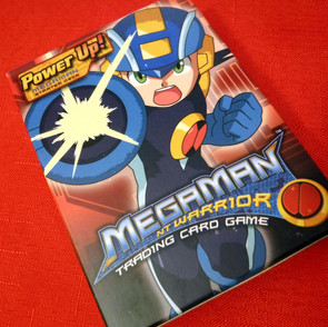 Megaman NT Warrior TCG - Power Up! (Megaman) Starter Deck