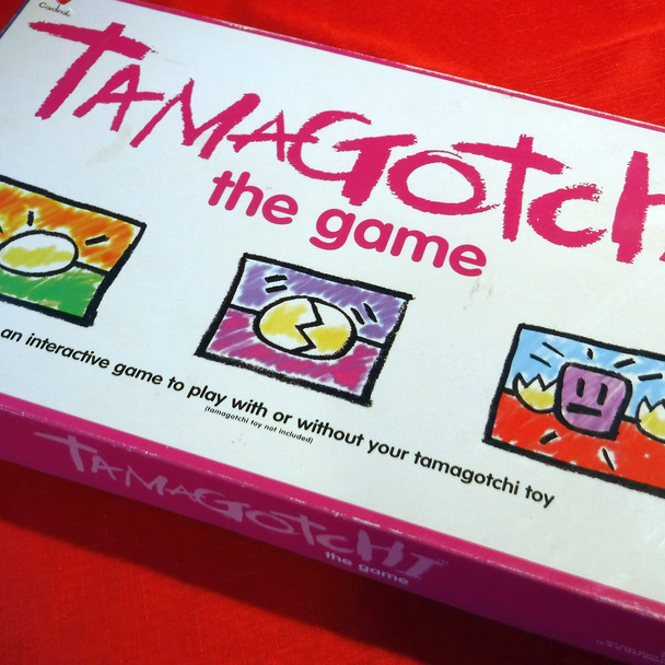 Tamagotchi - Tamagotchi The Game
