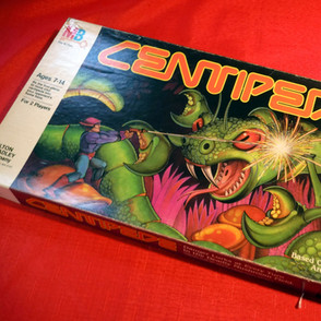 Milton Bradley - Centipede