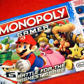 Monopoly Gamer - Super Mario Bros.