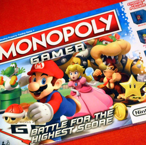 Monopoly Gamer - Super Mario Bros.