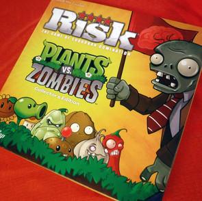 Risk - Plants vs. Zombies