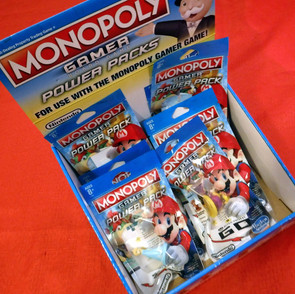 Monopoly Gamer - Super Mario Bros. Character Packs