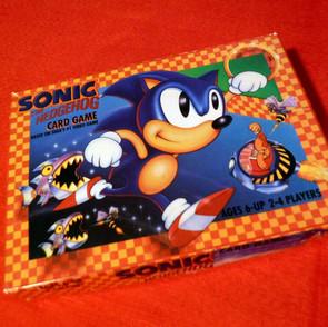 Sonic the Hedgehog Card Game (USA)