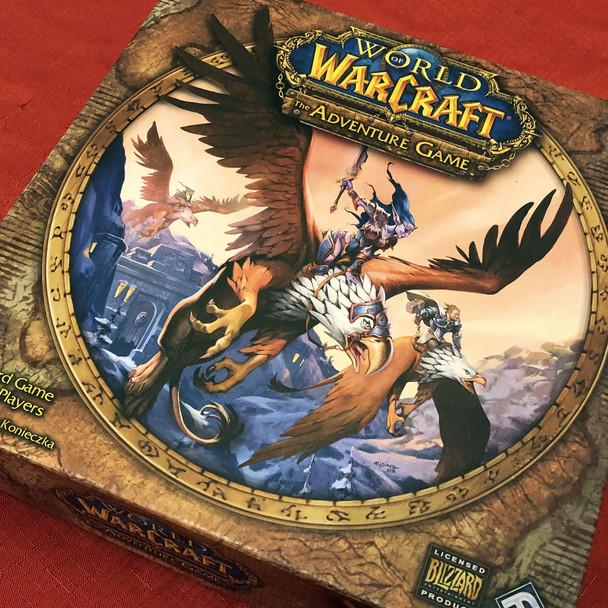 World of Warcraft Adventure Game