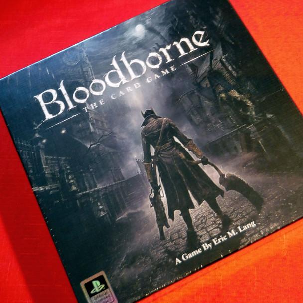 Bloodborne Card Game