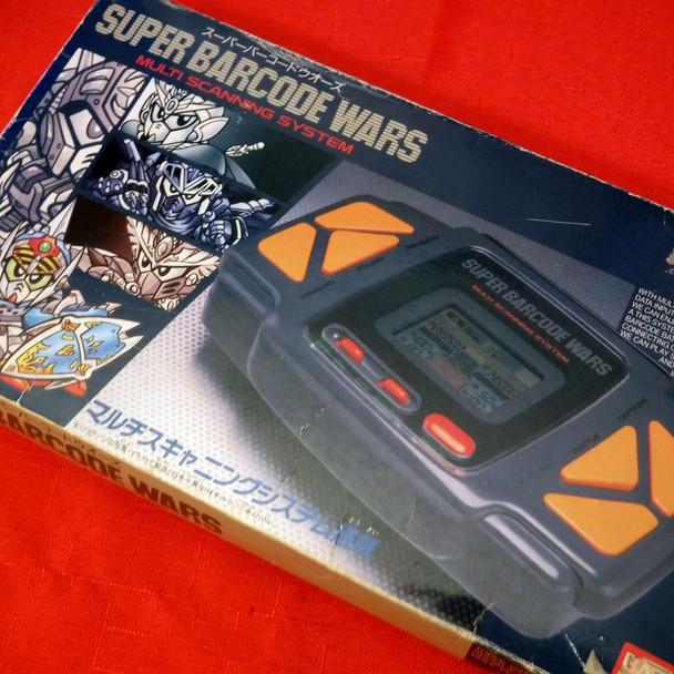 Super Barcode Wars - Base Set