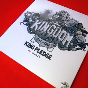 Kingdom Rush - Kickstarter King Pledge Upgrades