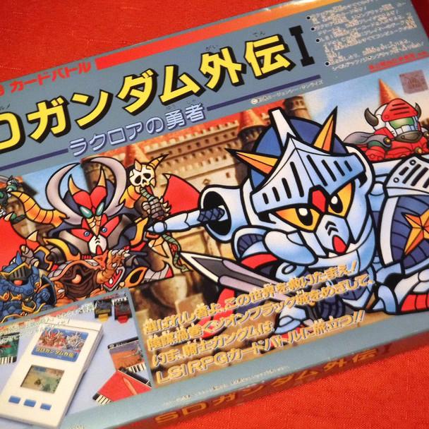 SD Gundam - Lacroix Heroes