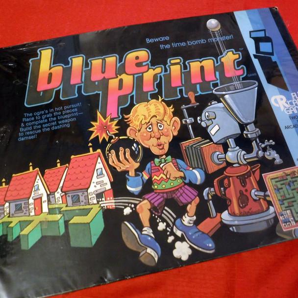 Flip R'Cade - Blueprint
