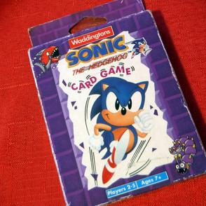 Sonic the Hedgehog Card Game (UK)