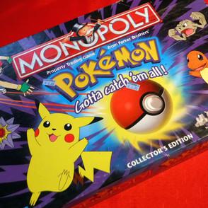 Monopoly - Pokemon