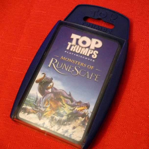 Top Trumps - Runescape