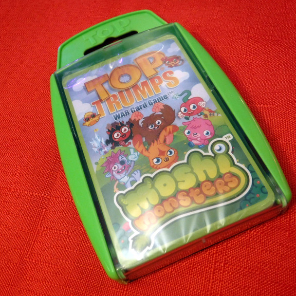 Top Trumps - Moshi Monsters