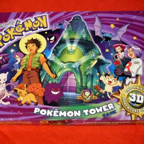 Pokemon 3D - Pokemon Tower Game