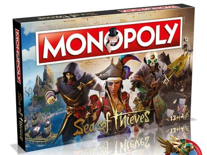 Monopoly: Sea of Thieves on the Horizon!