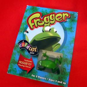 Frogger 'CardCade' Game
