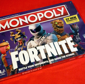 Monopoly - Fortnite.