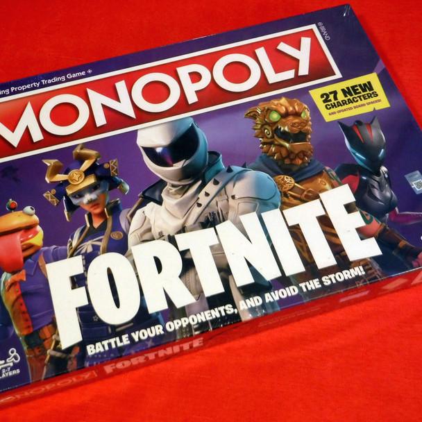 Monopoly - Fortnite.