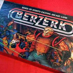 Milton Bradley - Berzerk