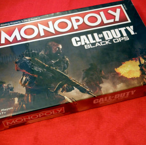 Monopoly - Call of Duty Black Ops