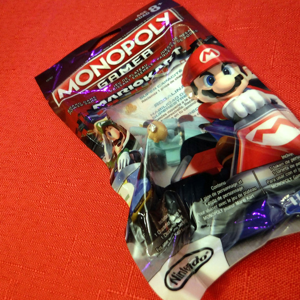 Monopoly Gamer - Mario Kart - Rosalina Character Pack