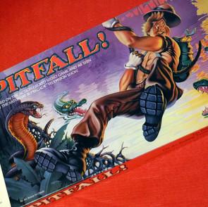 Milton Bradley - Pitfall!
