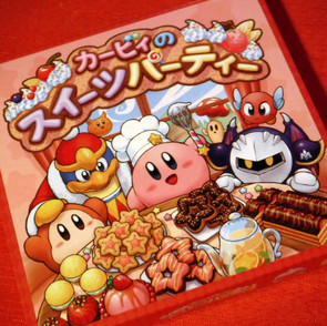Kirby Sweets Party