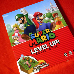 Super Mario - Level Up! Board Game
