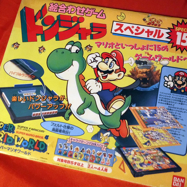 Donjara - Super Mario World
