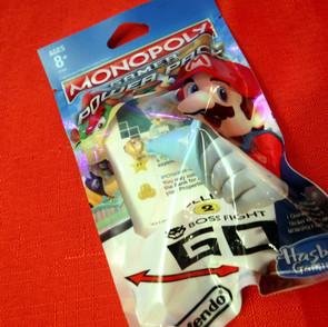 Monopoly Gamer - Super Mario Bros. - Rosalina Character Pack