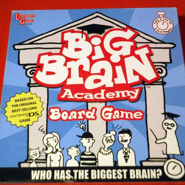 Big Brain Academy Board Game