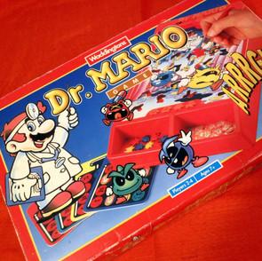 Super Mario - Dr. Mario