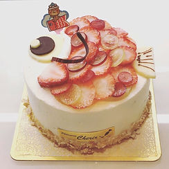 パティスリーシェリール ケーキ 誕生日 バースデーケーキ 伊豆 修善寺 こどもの日 こいのぼり