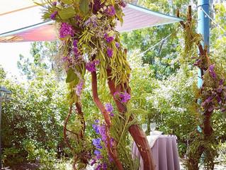 Eco Wedding - so lovely!