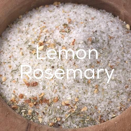 Lemon Rosemary Gourmet Sea Salt