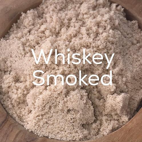 Whiskey Smoked Gourmet Sea Salt